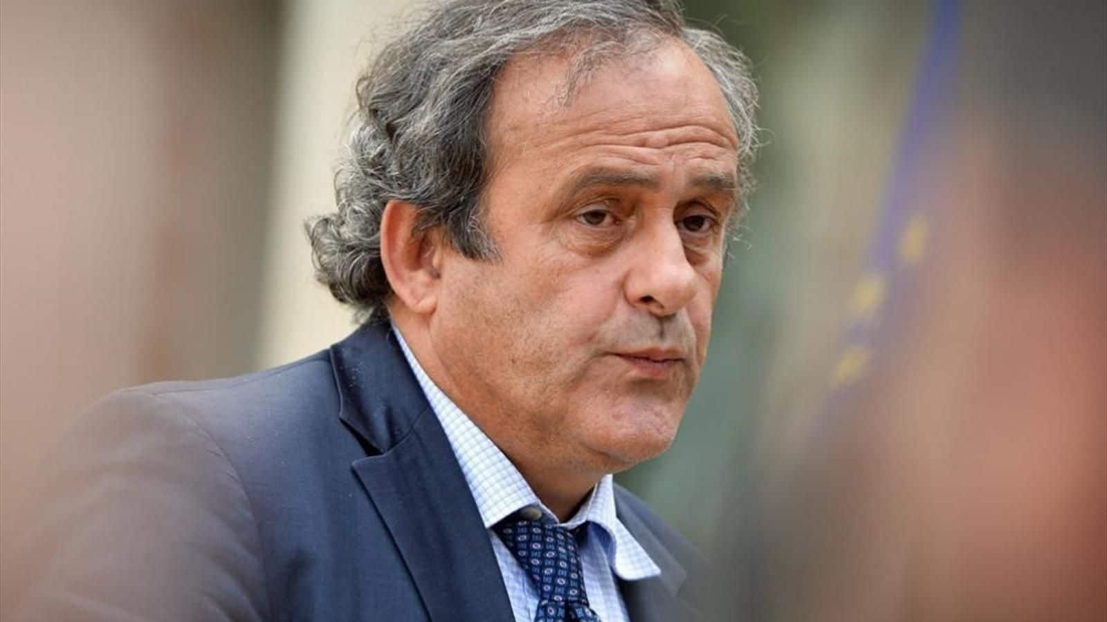 90 jours de suspension pour Platini