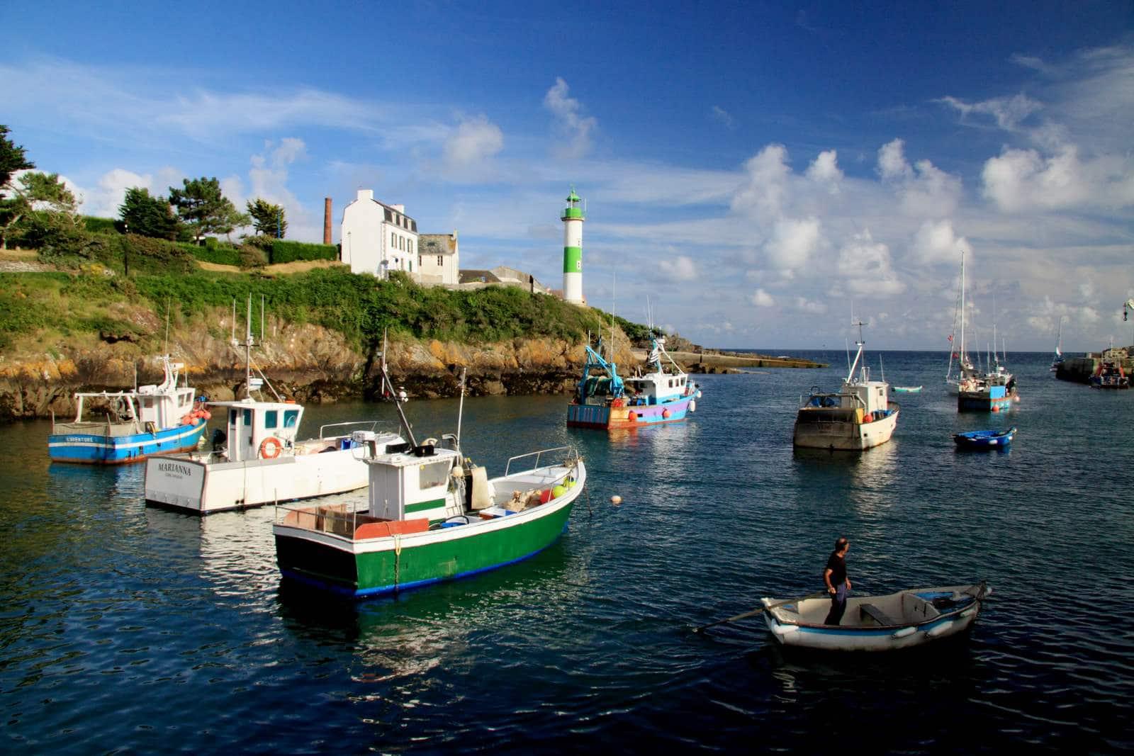 Continuer de polluer le large breton ? Pas question !