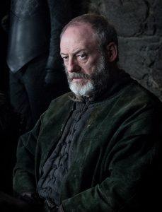 Portrait de Ser Davos